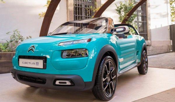 Cactus M, un coche diseñado para la diversión y la aventura