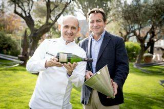Codorniú y el Chef Paco Pérez se alían para re-evolucionar la simbiosis CAVA + Alta Gastronomía