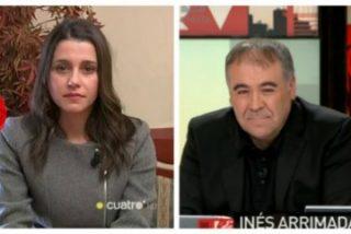 Javier Ruiz y Ferreras 'huelen sangre' en Ciudadanos y machacan a Arrimadas