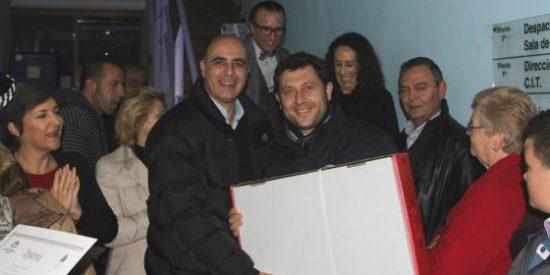 El alcalde de Zafra resalta la calidad de los belenes participantes en el concurso del CIT