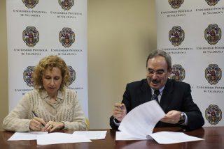 La UPSA y el Grupo SM firman un acuerdo