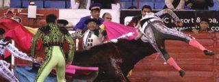La brutal cornada en el corazón al banderillero Martínez Kingston