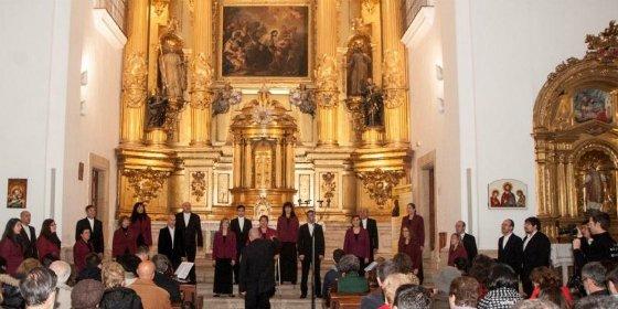 El Coro Amadeus actúa este sábado en la localidad de Barcarrota (Badajoz)