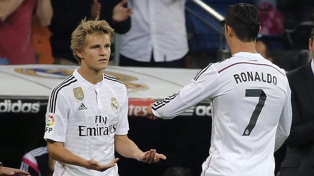 El Getafe llega a un principio de acuerdo con el Madrid por Odegaard