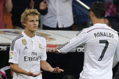 Odegaard quiere salir cedido a uno de estos dos equipos españoles