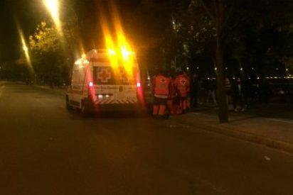 Balance de Cruz Roja Badajoz durante el operativo de Navidad en la fiesta de estudiantes