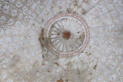 Las pinturas de la Ermita de Talaván (Cáceres), en peligro de extinción