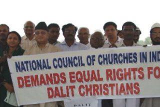 La sangrante discriminación de los dalit cristianos y musulmanes en la India