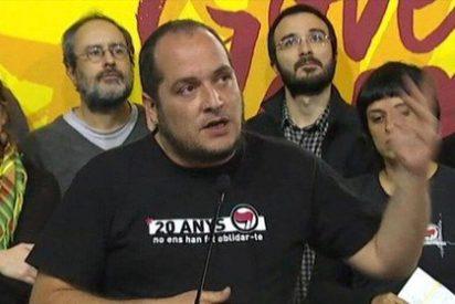 Un puñado de zarrapastrosos antisistema decide hoy la suerte de Artur Mas y de Cataluña