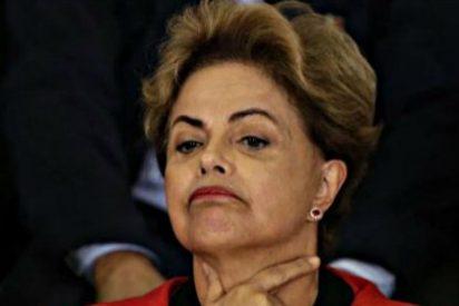 La brutal recesión económica, los escándalos y la corrupción de Rousseff dejan a Brasil en caída libre