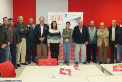 Daniel Nieto es reelegido por unanimidad, presidente de APYME Vegas Altas y la Serena