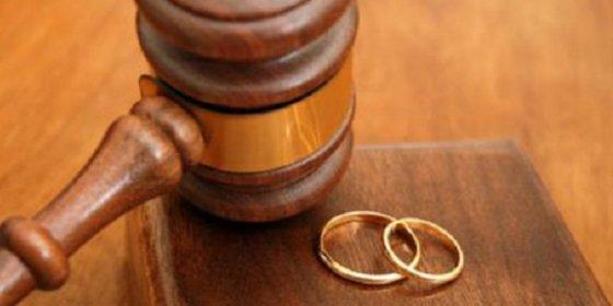 Las disoluciones matrimoniales bajaron un 7,4 % en el tercer trimestre del año