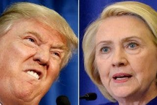 Así usa Donald Trump un 'pene enorme' para atacar con celo a Hillary Clinton