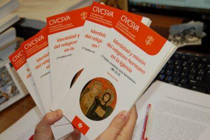 El documento sobre los religiosos hermanos, ya a la venta en español