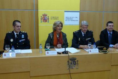 130 efectivos velarán en Badajoz por la seguridad del partido de fútbol femenino entre España y Portugal