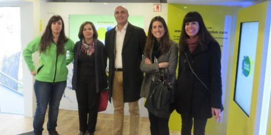 El alcalde de Zafra anima a la ciudadanía a implicarse más en el reciclaje
