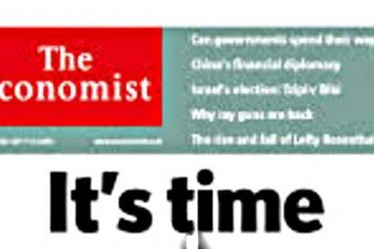 """""""Si The Economist pudiera votar este 20-D, su voto sería para Ciudadanos"""""""