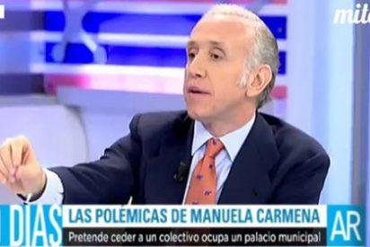 """Inda sobre la gracieta de Pablo Iglesias: """"Lo de 'operación Menina' es machista y denigrante"""