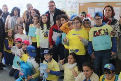 Conmemoraciones por el 50 aniversario del colegio público La Antigua de Mérida