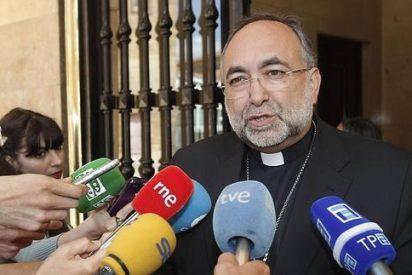 Sanz felicita la Navidad junto a refugiados sirios e iraquíes