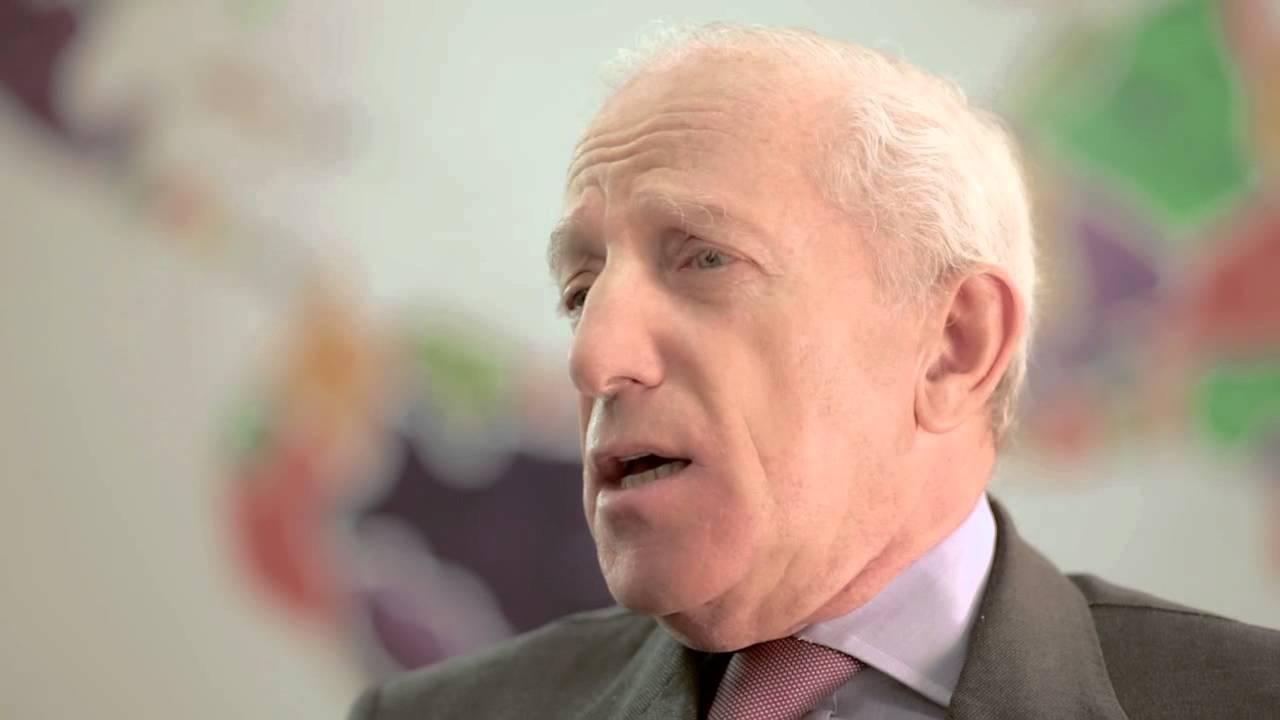 Un ex alumno del Papa embajador ante el Vaticano
