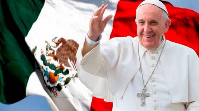 Francisco en México: desaires y encuentros