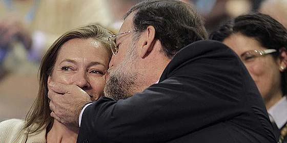 El autor del puñetazo a Rajoy es hijo de una prima de Viri, la mujer del presidente de Gobierno