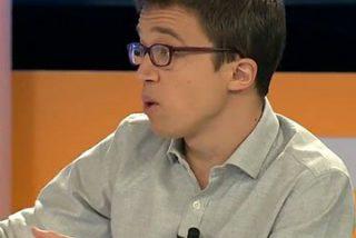 Errejón vive obsesionado con la televisión pública: