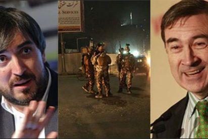 El periodismo 'agitprop' invoca el fantasma del 11-M utilizando a los policías asesinados en Kabul como munición contra el PP