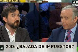 Eduardo Inda se cachondea de Nacho Escolar: