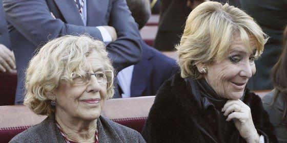 """Esperanza Aguirre: """"Paridad sí, paridas no"""""""
