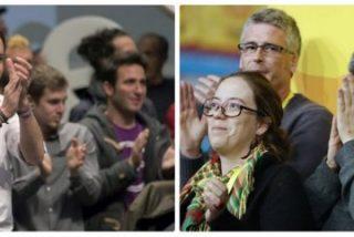 Las 'rebajas' de la CUP y Podemos a la casta retratan a la extrema izquierda