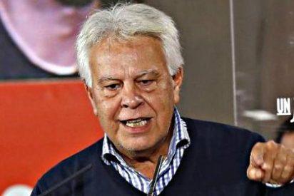 Felipe González carga contra Pablo Iglesias y pide que nadie se fíe de quien asesore a Venezuela