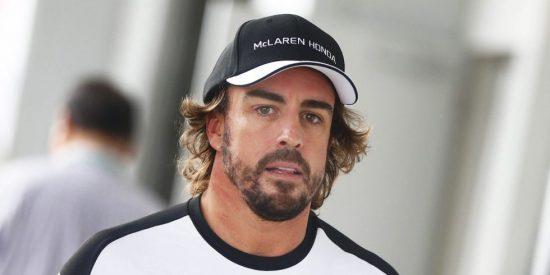 Los 'jefazos' de la Fórmula 1 ningunean a Fernando Alonso
