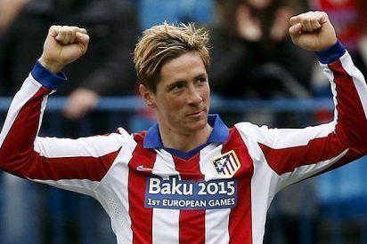 Quiere a Fernando Torres por Van Persie