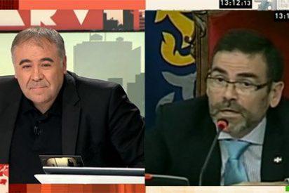 """García Ferreras la emprende contra el 'alcalde del cambio' de Cartagena, que insulta a la oposición: """"¡Es impresentable!"""""""
