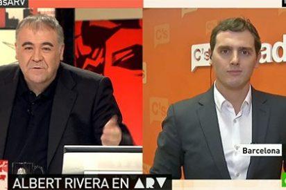 """La puya de Ferreras al bipartidismo: """"Nosotros hacemos periodismo, aunque luego se enfaden en el PP y en el PSOE"""""""