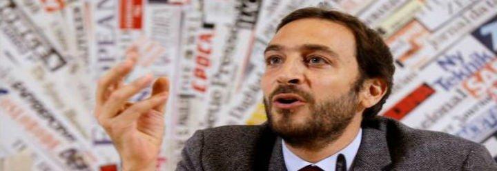 """Emiliano Fittipaldi: """"La filtración de Vallejo Balda solo supone el 5% de mi libro"""""""