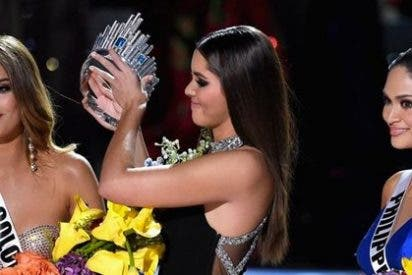 El gran error en Miss Universo 2015, coronan a Miss Colombia en lugar de a Filipinas