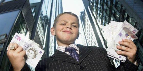 Qué es la afluenza: la polémica 'enfermedad' de los niños ricos