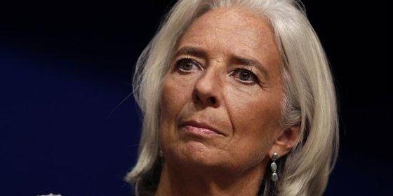 """Christine Lagarde: """"El crecimiento global en 2016 será decepcionante"""""""