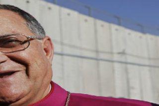 """Fuad Twal, en Gaza: """"Esperamos que el año nuevo sea un año de paz"""""""