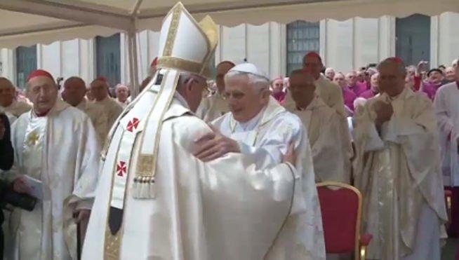 Benedicto XVI acudirá a la apertura del Año Jubilar