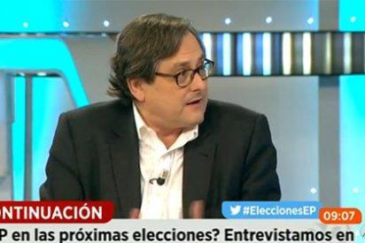 """Marhuenda dispara contra los sondeos del CIS: """"Están flipados"""""""