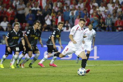 Confía en marcar muchos goles con el Sevilla para volver con la selección