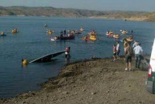 El Grupo de Actividades Subacuáticas de la Guardia Civil en Extremadura, INOPERATIVO