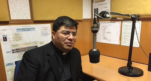"""Guillermo Gutiérrez: """"Las familias han de abrir las puertas del corazón"""""""