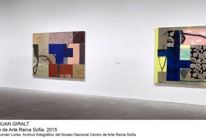 Juan Giralt, ni figurativo ni abstracto