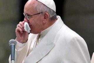 La gripe no frena al Papa Francisco en Navidad