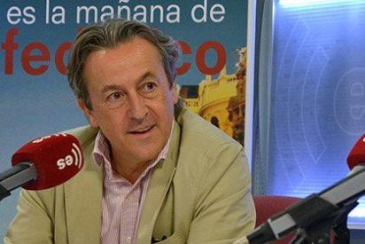 """Tertsch alza el dedo acusador contra 'las teles italianas' por apoyar a Podemos: """"Han fomentado a los enemigos del Estado"""""""